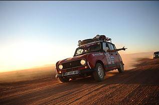 4L Trophy 2016: les grandes étapes du désert marocain s'achèveront le 26 février