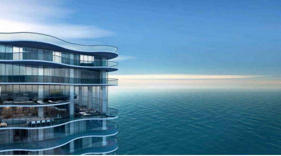 immobilier de luxe à Miami