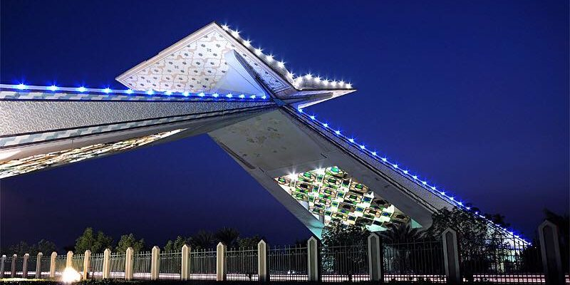 La Porte de La Mecque : un monument architectural grandiose