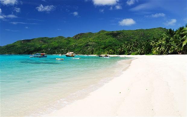 Beau Vallon Beach, une plage seychelloise tendance cette année