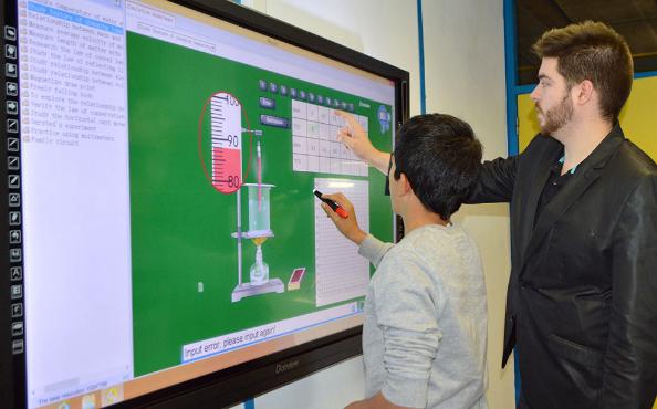 Salle interactive : une nouvelle génération d'espace de travail