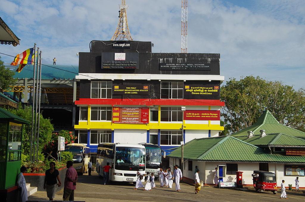 Escapade au Sri Lanka : visiter la ville de Dambulla et son temple d'Or