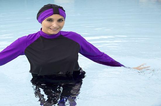 Burkini : un maillot de bain destiné à toutes les femmes !