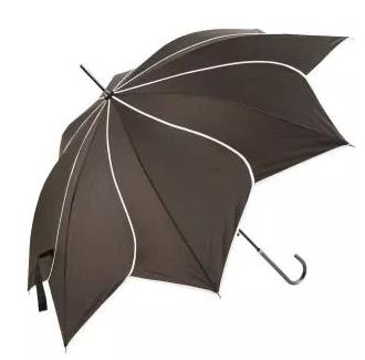 Quels sont les différents  types de parapluies ?