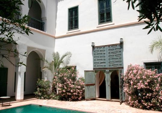 Comment choisir  votre riad rénové à Marrakech ?